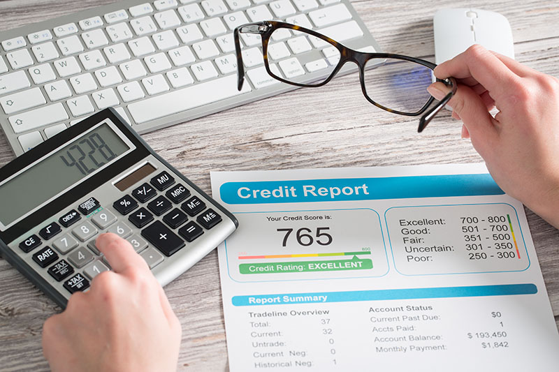 Credit Matters When Purchasing A Home